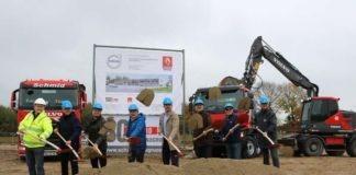 Volvo Trucks zieht nach Aschheim