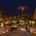 Ritterlicher Weihnachtszauber im Nürnberger Land: Bummeln und feiern in historischem Ambiente