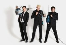 Die Ärzte - In The Ä Tonight Tour 2020 - 15.12.2020 in der Münchner Olympiahalle