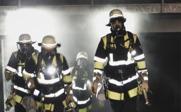 Obergiesing: Kleines Feuer - große Verrauchung