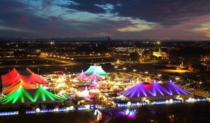 Tollwood Winterfestival stellt Programm auf der Theresienwiese vor