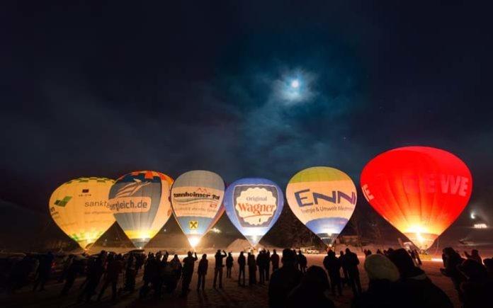 Jubiläum – 25. Internationales Ballonfestival im Tannheimer Tal