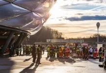 Katastrophenschutzvollübung EMÜ19