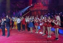 Circus Krone - Hereinspaziert Manege frei - Premiere