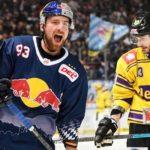 EHC Red Bull München feiert Kantersieg zum Jahresabschluss