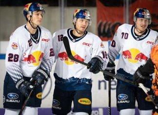EHC Red Bull München: Acht Profis fallen aus