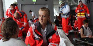 270.000 ehrenamtliche Einsatzstunden beim Münchner Roten Kreuz
