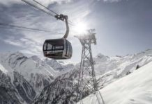 Neue Seilbahn K-ONNECTION verbindet nun Kaprun und Skigebiete Maiskogel und Kitzsteinhorn