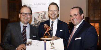 BETTENRID erhält Erasmus-Grasser-Preis 2019