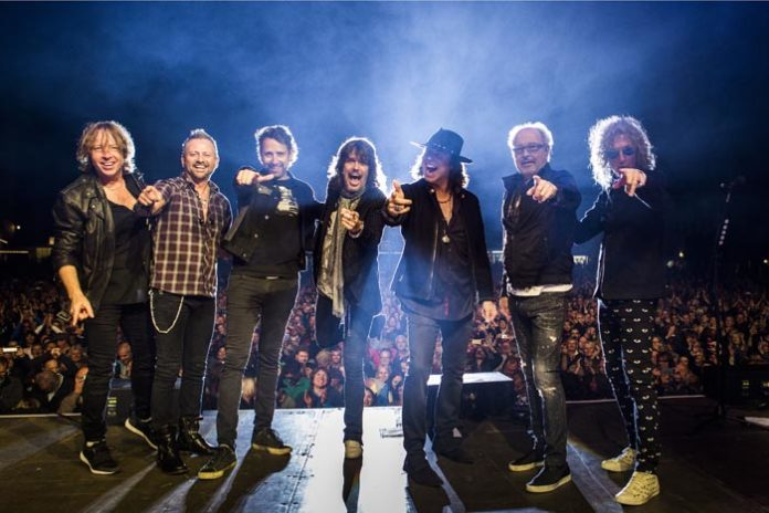 FOREIGNER plus besondere Gäste: SAGA + THE NEW ROSES - Olympiahalle München