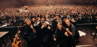 Frei.Wild mit fünftem Nummer-1-Album in den Offiziellen Deutschen Charts