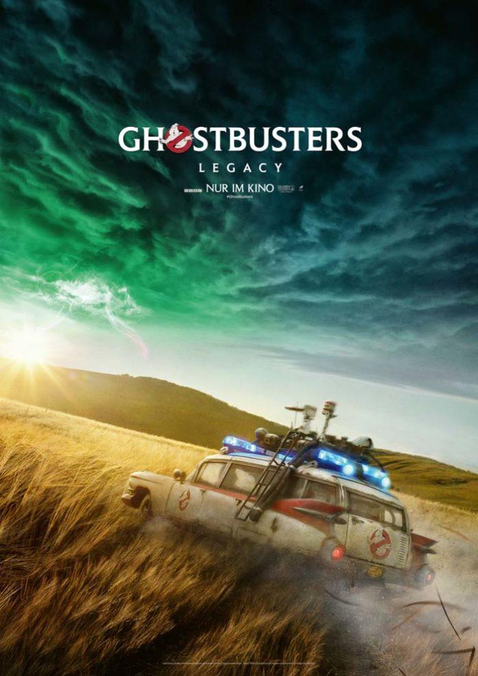 Ghostbusters: Legacy - Kinostart: 13.08.2020