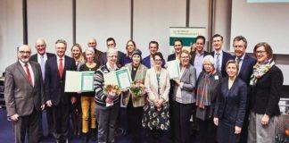 Verleihung des Bayerischen Krebspatienten-Preises 2019