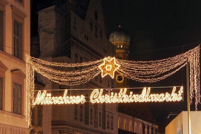 Münchner Christkindlmarkt 2019