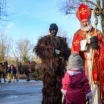 Nikolaus und Krampus kommen in den Tierpark Hellabrunn