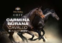 Orff CARMINA BURANA Cavallo 2020 auf Schloss Kaltenberg