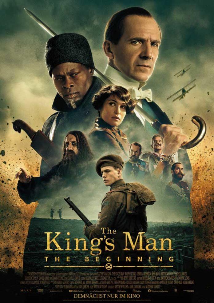 The King's Man - The Beginning - Kinostart: 13.02.2020
