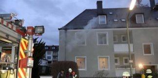 Untergiesing-Harlaching: Wohnungsbrand in Mehrfamilienhaus