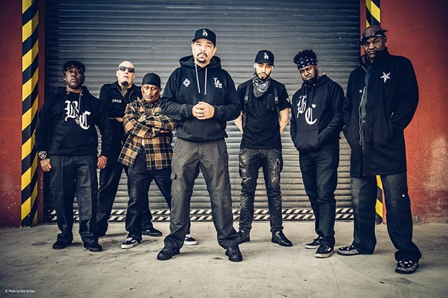 Body Count feat. Ice-T auf dem Tollwood Sommerfestival 2020