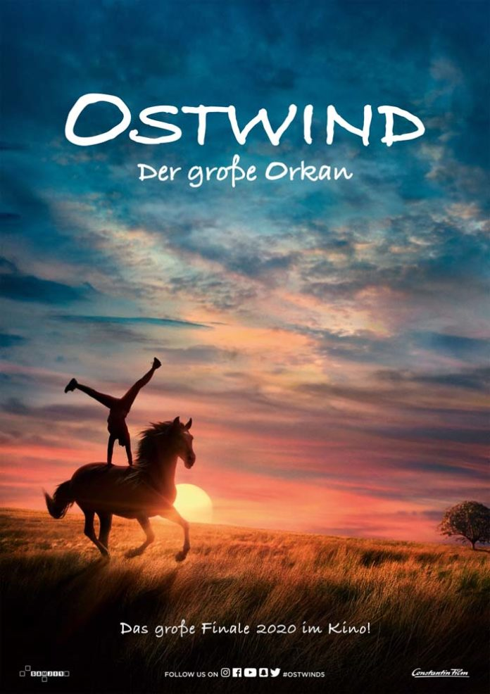 Ostwind - Der große Orkan - Kinostart: 21. Mai 2020