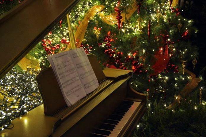 Ein Fünftel der Single-Charts sind Weihnachtssongs
