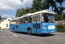 Kostenlose Schnupperfahrten mit dem neuen ExpressBus X36