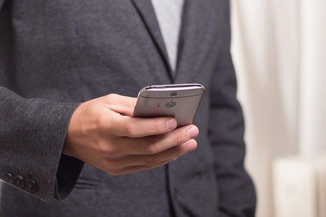 SMS-Versand auf niedrigstem Stand seit 1999