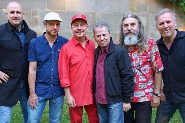 Spider Murphy Gang Unplugged auf dem Tollwood Sommerfestival 2020