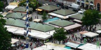 Viktualienmarkt: Mehrere Polizeibeamte bei Personalienfeststellung verletzt