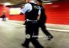 Bahn-Security und Bundespolizisten attackiert