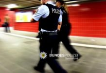 Bahn-Security und Bundespolizisten attackiert