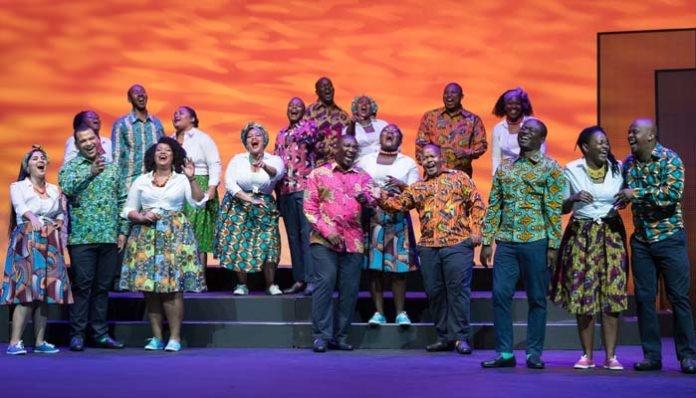 African Angels Cape Town Opera Chorus am 16.01.2020 in der Philharmonie München