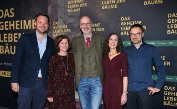 Das geheime Leben der Bäume feiert Premiere in München