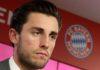 FC Bayern leiht Álvaro Odriozola bis Saisonende aus