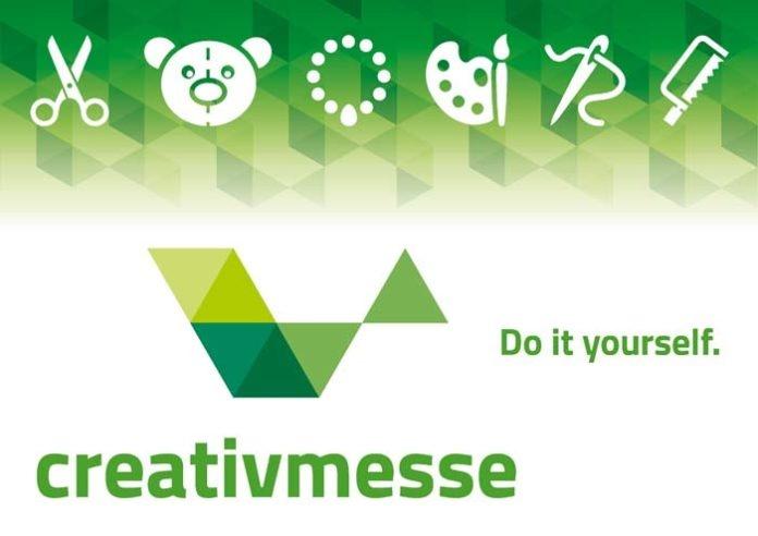 Süddeutschlands DIY-Fans fiebern 25. CREATIVMESSE entgegen - 28.2. bis 1.3.2020 im MOC München