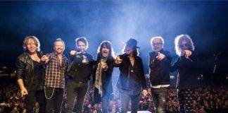 Foreigner spielen im Rahmen der Munich Rock Night 2020 am 21. Juni in der Olympiahalle München