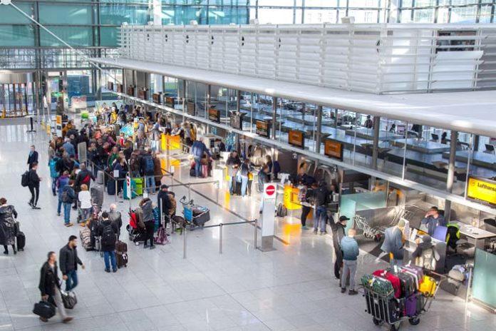 Fluggastzahlen steigen 2019 um vier Prozent auf insgesamt rund 48 Millionen