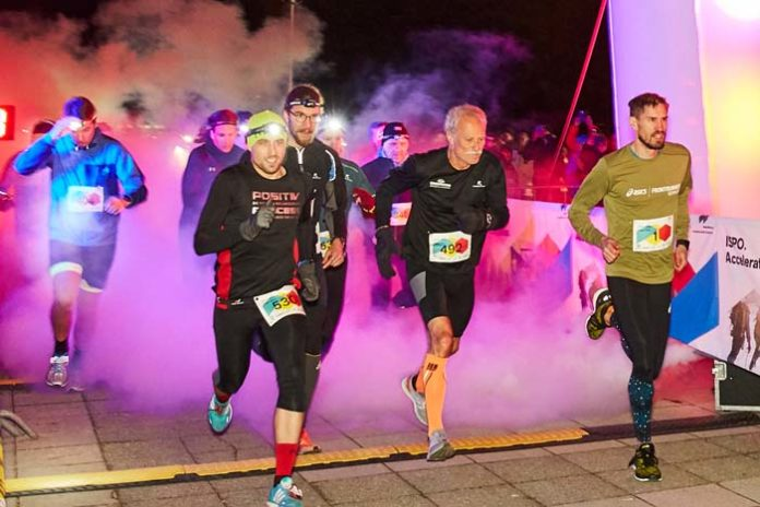 Night Run 2020 - 01.02.2020 Kleine Olympiahalle München