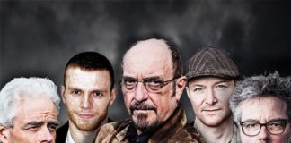 Jethro Tull – The Prog Years Tour 2020 am 11.11.2020 im Circus Krone München