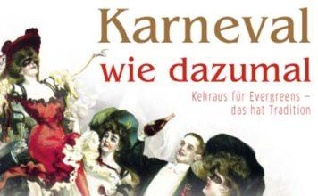 Karneval wie dazumal - 25.01.2020 Deutsches Theater München
