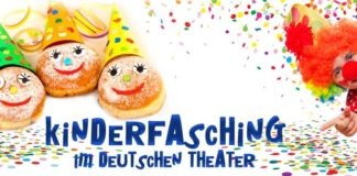 Kinderfasching 2020 - 16.02.2020 Deutsches Theater München