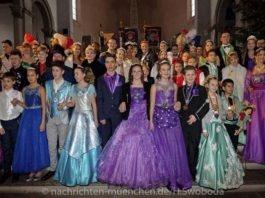 So wurde Münchens erste Schunkelmesse gefeiert