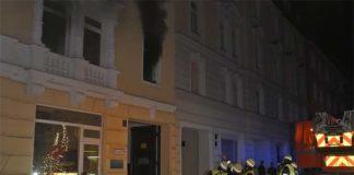 Isarvorstadt: Mehrere Verletzte bei Wohnungsbrand