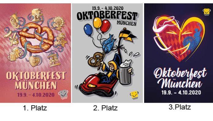 Oktoberfest-Plakat 2020
