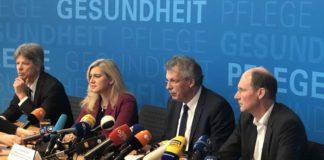 Gesundheitsministerin Melanie Huml: Coronavirus - Bayern ist gut vorbereitet