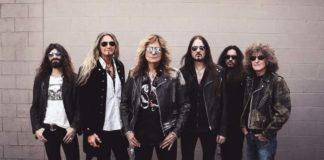 Whitesnake The Flesh & Blood World Tour am 17.05.2020 im Zenith München