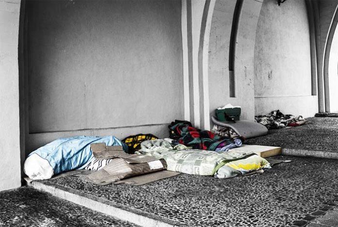 Wärmebus startet als Hilfsangebot für obdachlose Menschen