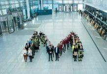 Flughafen München erstmals unter den drei besten Arbeitgebern Deutschlands