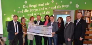 Umbau des Alpinen Museums: Freistaat fördert mit 800.000 Euro