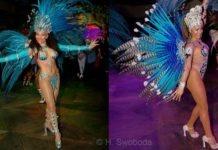So wurde Carneval In Rio 2020 in München gefeiert